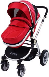 iSafe 2 in 1 Baby Pram System Complete